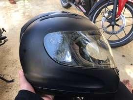 Helm fullface bawaan ninja