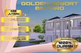 Bintaro, Rumah Amoy Lingkungan Asoy Harga Enjoy Bonus sampe Ngondoy