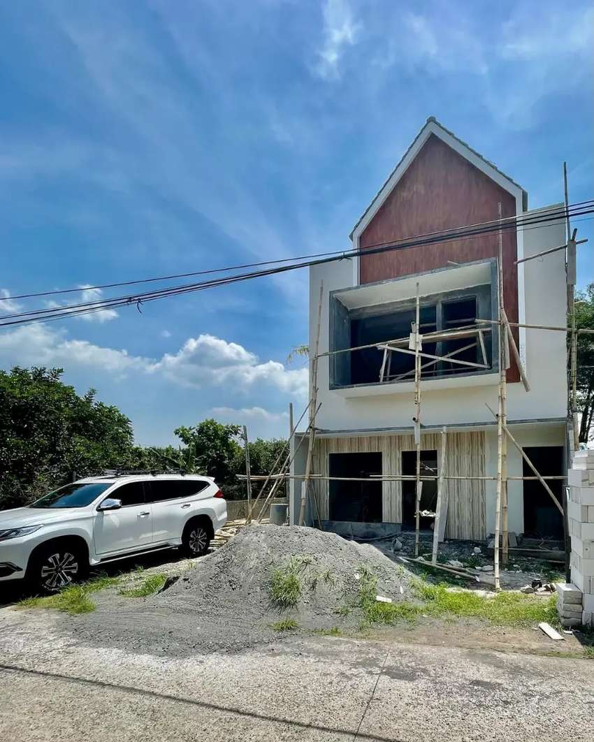 Jasa renovasi rumah tropis minimalis modern Candipuro