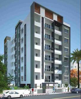 Double Bed Room Flats 1000Sft On Sale Located At Madhurawada