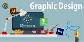 need computer operator and graphic designer for panchkula also need sa