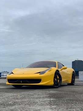 Ferrari 458 Italia Full Carbon Specs & Options