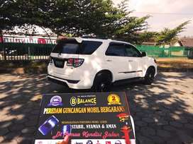 Akhir Tahun Mau Jalan2? Pasang BALANCE dulu Bos Biar Mobil NYAMAN