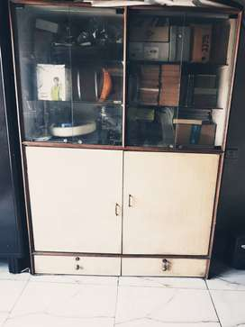 Showcase wardrobe for sale