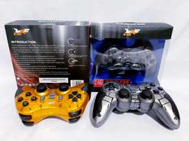 GAMEPAD SINGLE WIRELESS TURBO (K-ONE 5 IN 1, M-TECH 3 IN 1) FOR PC, PS
