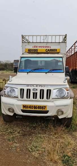Mahindra Beloro Pickup model 2018