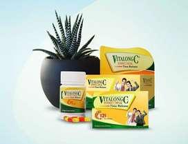 Vitalong C vitamin C 500mg
