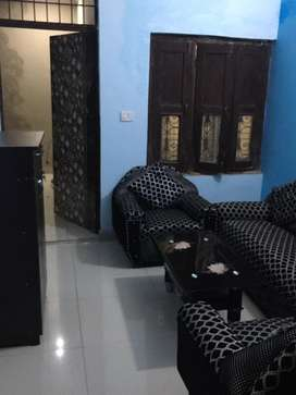 Fully furnished floor