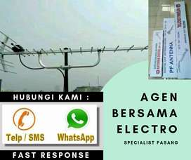Jasa Tempat Pemasangan Signal Antena TV Murah