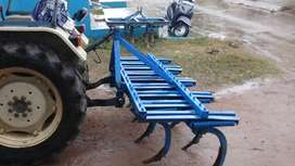 Tracter cultivater