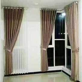 Gorden gordyn hordeng korden curtains dekorasi dng inovasi yg menawan