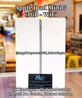 IPAD MINI 5/APPLE IPAD MINI 5 64GB WIFI(BNIB) -Bs COD/Tt/Kredit No CC