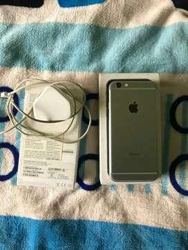I phone 6 full box