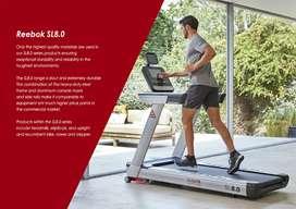 Reebok Sublite SL8.0. Treadmill