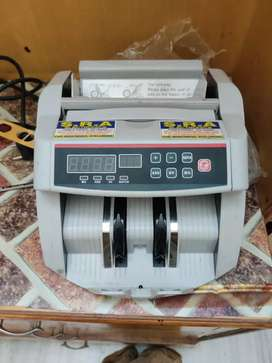 Notes couting machine
