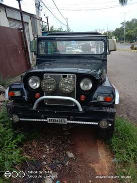 Mahindra Jeep 1989 Diesel Good Condition