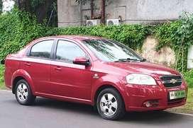Chevrolet Aveo LS 1.4 Ltd, 2008, Petrol