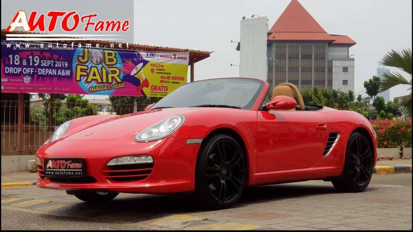 Porsche Boxster 2.9 PDK 2011 Km 10Rb 99.9% Perfect Condition!!! 0