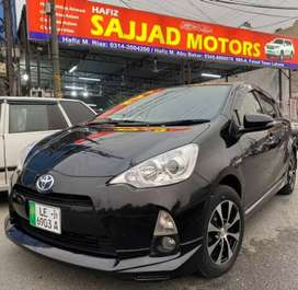 Toyota Aqua S Registered 2019 Model 2013