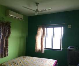 Available 2bhk furnished flat for sale in porvorim