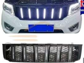 Grill Navara NP300 Model APOLLO With Lampu Led