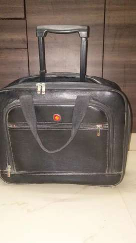 Strolley Laptop Bag for men