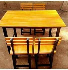 Jual set meja cafe harga terjangkau dan berkualitas