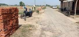 कल्याणपुर शिवली रोड मे मात्र 25% जमा कर के ख़रीदे प्लाट