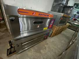 Pizza oven,dough mixer,cheese crusher,counter,hot plate,cooking range