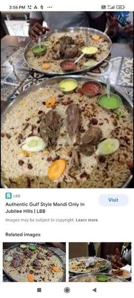 Mandi chef