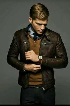 Jaket asli kulit garut