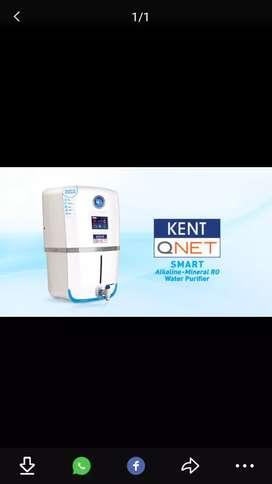 Kent qnet Smart alkaline water purifier