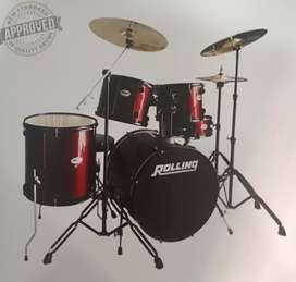 Kredit Cepat Rolling Drum Set 5 Pcs Tanpa Kartu Kredit Free Admin!!
