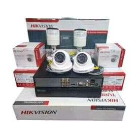 Kamera CCTV hikvision kualitas Turbo full HD 1080
