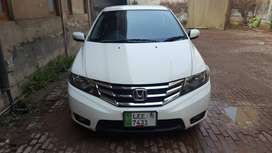 Honda city aspire bumper to bumper genuine...excellent condition.