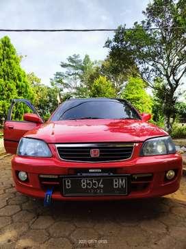 Honda City Z v-tech