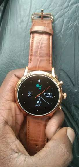 Fossil  watch 5th generation newly purchased
