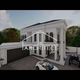 Jasa Desain Arsitektur 2D dan 3D