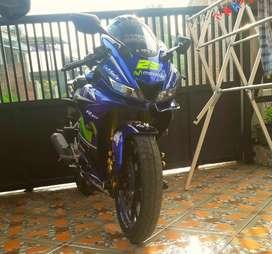 Yamaha all new r15 GP edition movistar