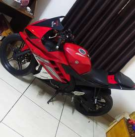 R15 v2 fully maintained no problems