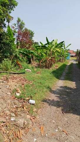 Tanah di Tangkil dkt Klayan Pertamina Stasiun Kejaksan Cirebon Jabar