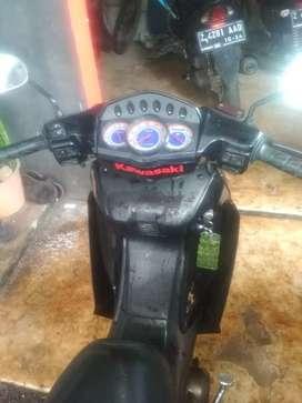 Jual Kawasaki ZX 130 CC baby ninja mulus