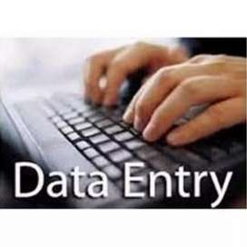 Data entry jobs full time