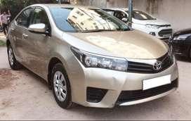 Toyota Corolla Altis 1.8 J, 2015, Petrol