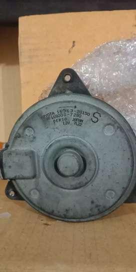 Motor Fan Radiator mobil