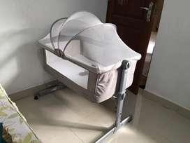 Bedside Crib Tempat Tidur Keranjang Bayi