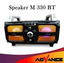 ADVANCE M330BT (speaker aktif bluetooth)