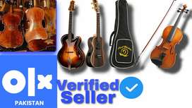 ( violin)  acoustic Guitar (ukulele) delivery free visit our store