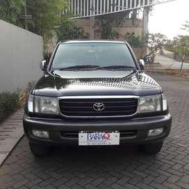 Toyota Land Cruiser 4.2 AT Diesel 2002 Hitam