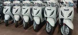Just pay 12000 low down payment on activa 6g STD